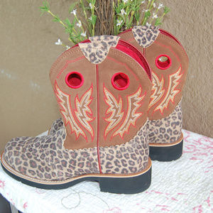 Ariat Shoes - Ariat Fatbaby Cowgirl Boots New